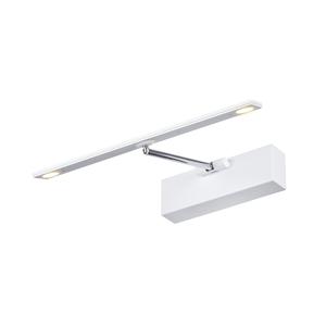 RETRATO LED Wandaufbauleuchte warmweiß weiß