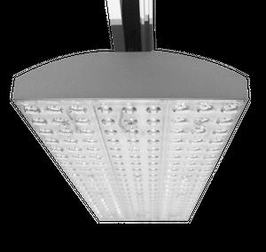 SKY LED Flächen-Gang-Strahler für 3-Phasen-Schienensystem 10000lm 4000K 940 CRI: 90, 3x60° Linsen schwarz