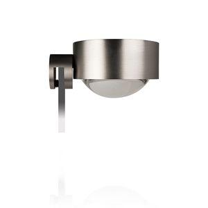 Spiegelklemmleuchte Puk Fix von TopLight, Ø80mm, dimmbar, große Auswahl-/Kombinationsmöglichkeiten (Farbe, Linse, Leistung, Farbfilter)