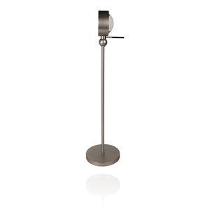 Effektvolle Puk Mike Tisch-/Stehleuchte Toplight, dimmbar, drehbarer senkrechter Leuchtkopf, viele Auswahlmöglichkeiten stehen bereit