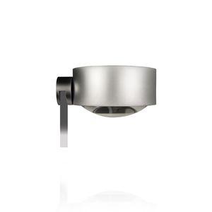 """Spiegelanbauleuchte """"Puk Maxx Fix"""" von TopLight, 130x50mm, LED 2x12W, warmweiß, 2800K, viele Farbvarianten, A+"""