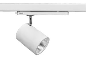 SPOTLIGHT SINUS 90G LED 3-Ph-Strahler 3500lm, 3000K 930 Premium White CRI 90, 24° weiß 9010