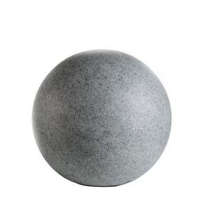 Aussen Kugel Leuchte Granit I, E27 max. 42W