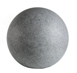 Aussen Kugel Leuchte Granit II, E27 max. 42W