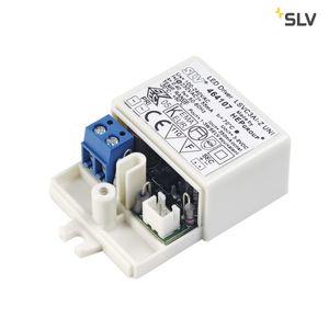 LED Treiber 3W, 350mA, mit AMP-Stecker, inklusive Zugentlastung