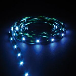Flexibler LED Stripe, 5m Rolle RGB, 12V, IP20, 28W