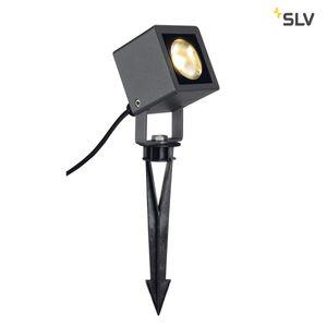 NAUTILUS SQUARE LED Strahler, eckig, anthrazit, 6W, 3000K