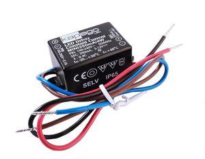 Kapego LED Netzgerät MINI, 350mA, 4W, IP65