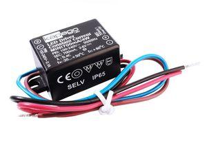 Kapego LED Netzgerät MINI 700mA, 4W, IP65