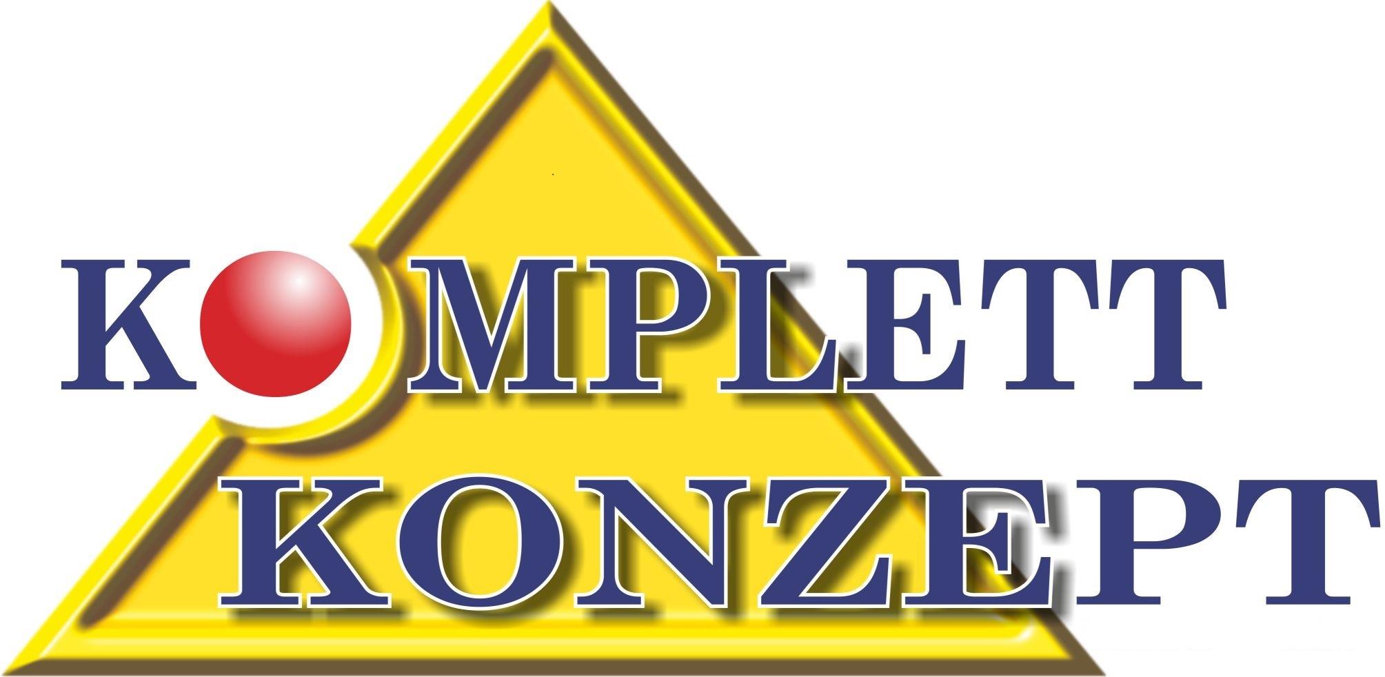 Komplett Konzept Logo