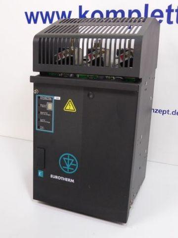 Eurotherm TC 3001 TC3001 150A Dreiphasen Drehstrom Thyristorsteller 440V – Bild 1