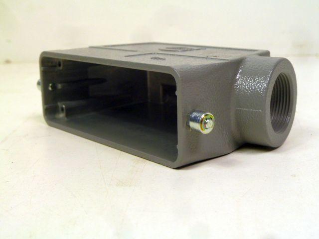 Harting Tüllengehäuse HAN 24B-GS-R-21 09300240540 Steckergehäuse – Bild 1