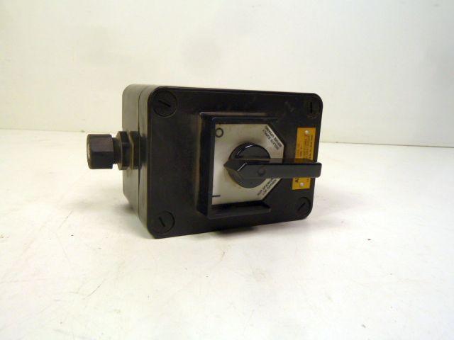 ABB CEAG GHG 241 Explosionsgeschütztes Steuergerät EEx 16A – Bild 3