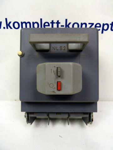 EPO Technik NLS2 NH-Sicherungslasttrenner mit Schutzschalter 400A – Bild 1