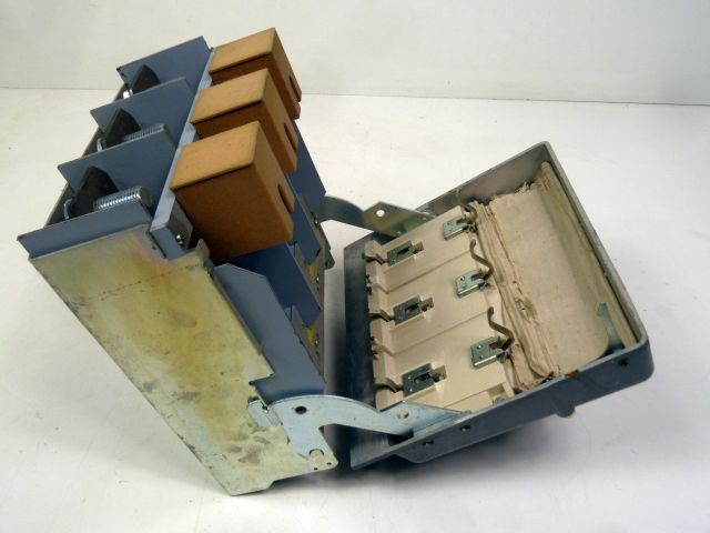 EPO Technik NLS3 NH-Sicherungslasttrenner + Schutzschalter 630A – Bild 3