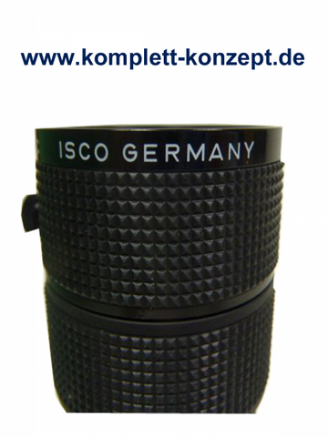 ISCO OPTIC Vario Ultra AV 110 - 200 mm 4.30 - 7.75 f / 3,5 MC Objektiv – Bild 1