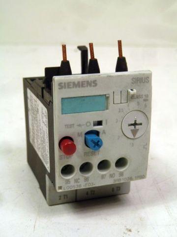 Siemens SIRIUS 3RB1026-1PB0 Elektronisches Überlastrelais 3RB1026 1PB0