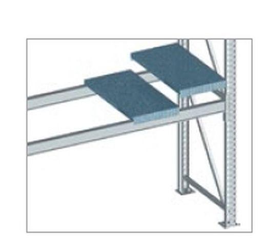 Verzinkte Paneelböden Stahlpaneel Regalboden Schwerlastregal universal 100x29cm – Bild 1