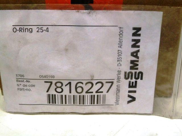 Viessmann 7816227 O-Ring 25,0 x 4,0 O Ringe Neu – Bild 2