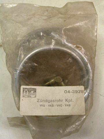 Vaillant 043928 Züngasrohr Kpl. VKU VKS VKC VKB 04-3928 HeizTechNik Neu – Bild 1