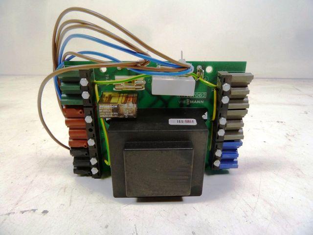 Viessmann 7407062 Leiterplatte Zündtrafo HeizTechNik Neu