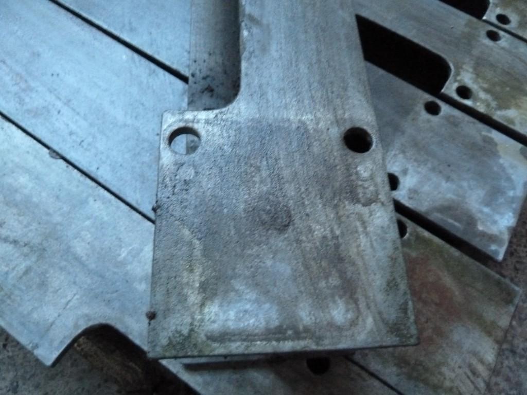 Tegometall verzinkte Doppel T Träger für Palettenregal Rahmenständer ...