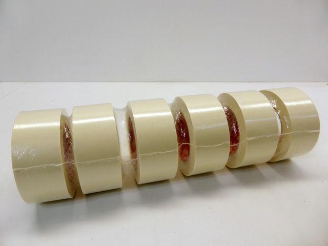 6x Rollen Eurocel MSK 6280 Abklebeband Malerkrepp Kreppband 50mm x 50m bis 100°C – Bild 1