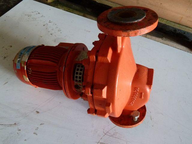 KSB Etaline-GN P-EB 17 Heizungspumpe Wasserpumpe Inlinepumpe – Bild 1