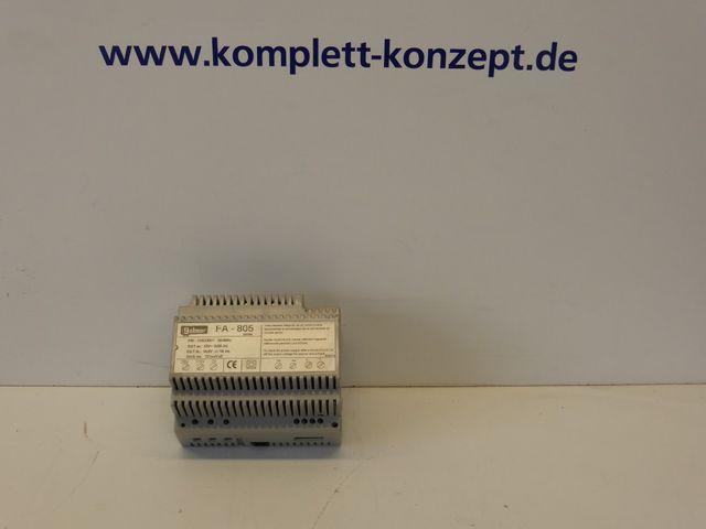 Golmar FA-805 Trafo Netzteil Stromversorgung 12V AC & 18V DC – Bild 1