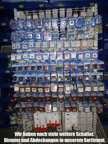 Kopp Athenis UAE Abdeckung für UAE Anschlussdose Datendose stahl 371747184 – Bild 4