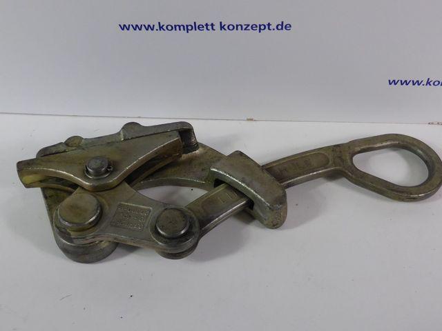 Little Mule LMG III Seilklemme  18 - 32 mm Seilkluppe – Bild 1