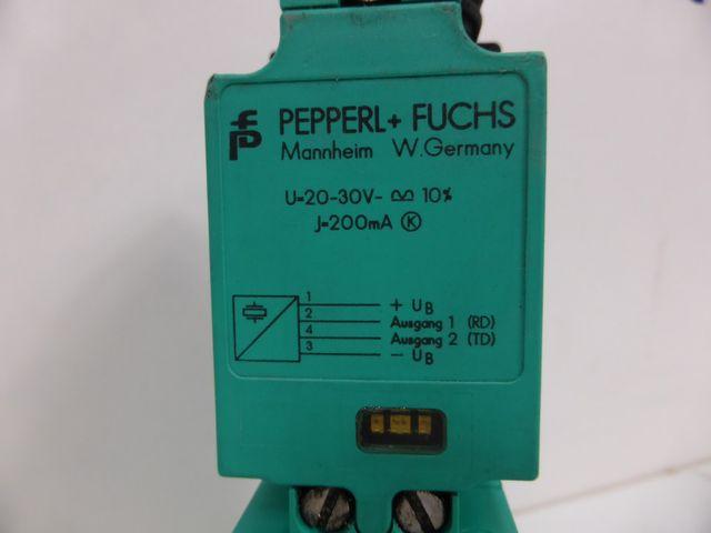 Pepperl + Fuchs 21097 UI3000+ 08272 E22 Induktiver Sensor – Bild 2