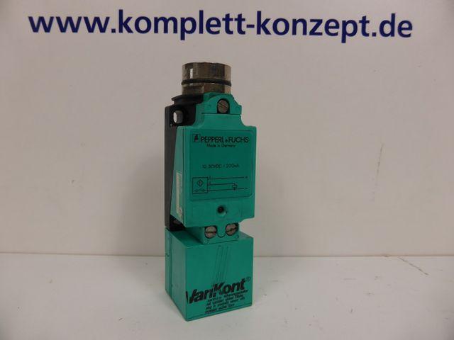 Pepperl + Fuchs NJ25+ Y09223 Y08205  Induktiver Sensor – Bild 1