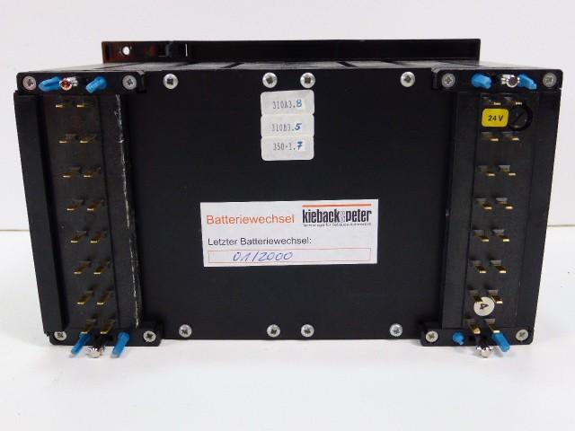 kieback & peter DDC 10 Zentrale Zentralgerät – Bild 3