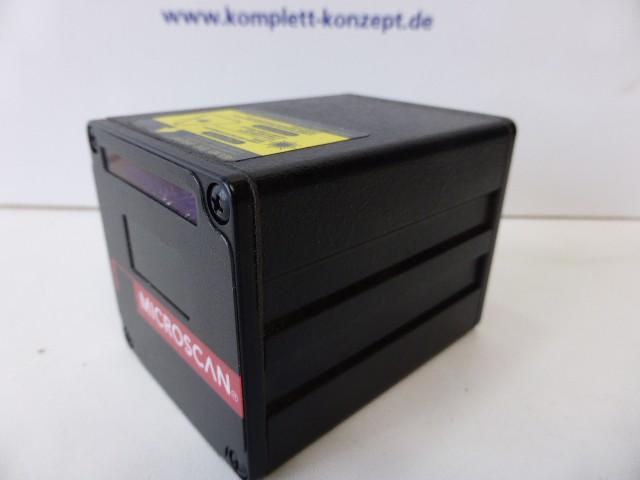 Microscan MS610 FIS-0610-0150 Barcode Scanner Barcodescanner Listenpreis 1349 $ – Bild 1