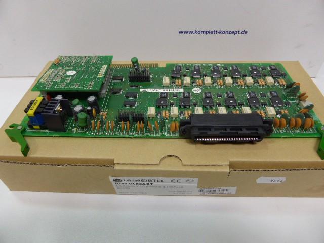 LG GDK-FP II STIB V1.1D S & T Interface Interfacekarte Board Telefonanlage – Bild 1