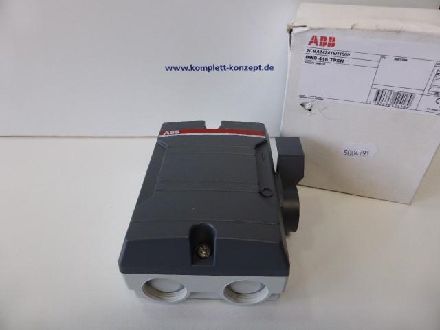 ABB BWS416TPSN BWS 416 TPSN Sicherheitsschalter 2CMA142418R1000 – Bild 1