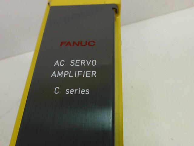 Fanuc A06B-6066-H291 A2 AC Servo Amplifer C series – Bild 3