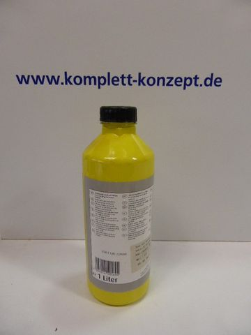 McTint Colorant Farbe Farbmischpaste PY 184 J405971K Abtönfarbe 1 Liter rapsgelb  – Bild 2