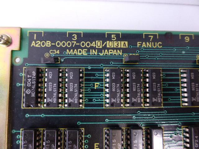 Fanuc A20B-0007-0040/03A Platine Circuit Board – Bild 2