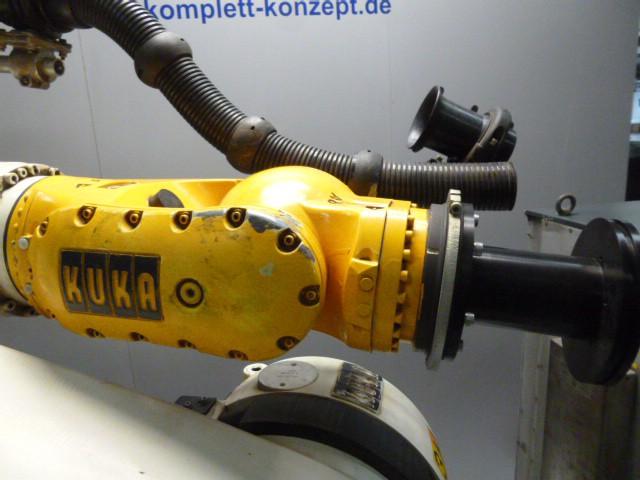 Kuka KR 180 Roboter Industrieroboter Robot mit VKR C2 – Bild 5