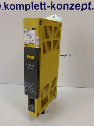 Fanuc A06B-6089-H101 Servo Amplifier Verstärker  – Bild 1