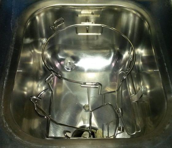Getinge S-606 Spüldesinfektor Desinfektionsgerät Steckbeckenspüler Sterilisator Autoklave – Bild 6