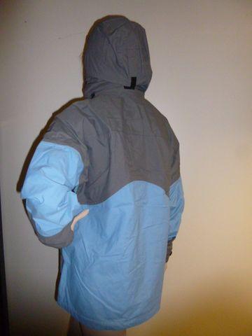 NEU HI-TEC Outdoorjacke Jacke Arawn Damen Allwetterjacke Gr. S *UVP 84,94€ – Bild 2