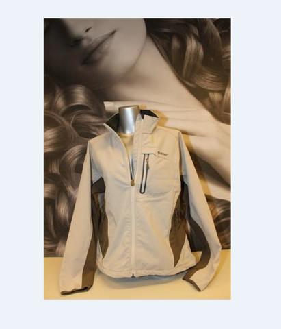 NEU HI-TEC Damen Jacke Outdoor Misty Mountain Softshell Allwetterjacke *UVP 47,25€ – Bild 1