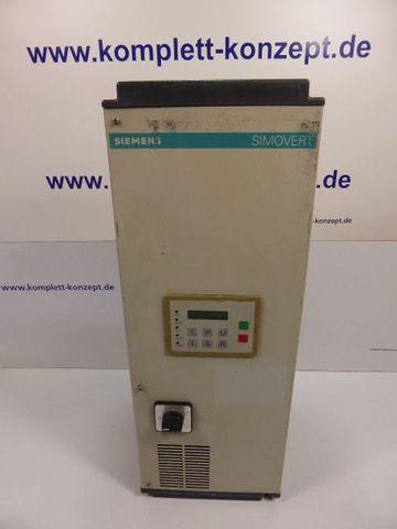 Siemens P 6SE1216-2AD00 Simovert Transistorpulsumrichter P 6SE 1216-2AD00 16 kVA – Bild 1