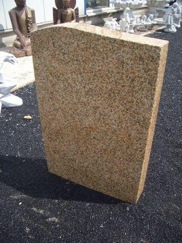 Grabstein Grabplatte Gedenkplatte Grabmal Granit 1