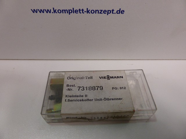 Viessmann 7318879 Kleinteile II f. Servicekoffer Unit-Ölbrenner – Bild 1