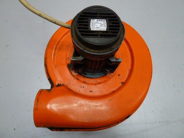 Asea Abgasabsaugmotor Radiallüfter Rauchabsaugmotor – Bild 1