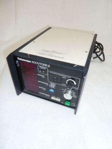Datascope Accutorr 2 Blutdruckmessgerät Blutdruck